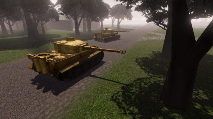 Battle Fleet: Ground Assault ss1