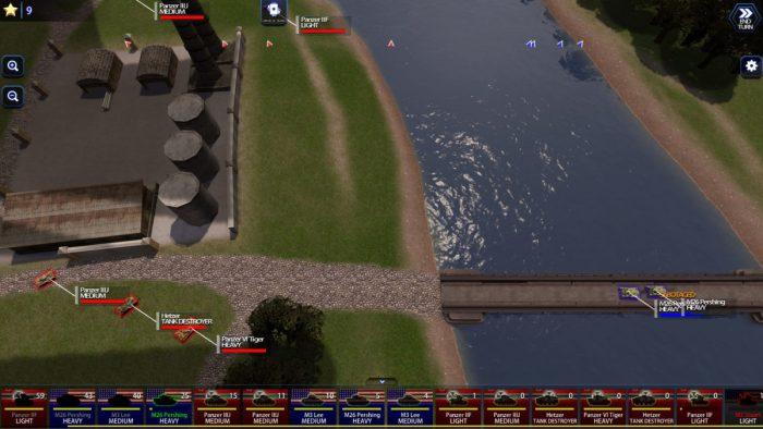 Battle Fleet: Ground Assault ss2