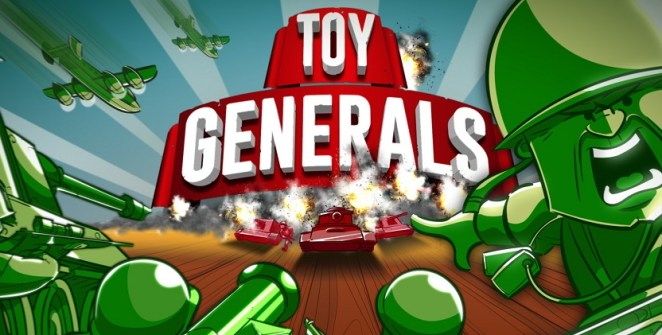 Toy Generals Open Beta Title