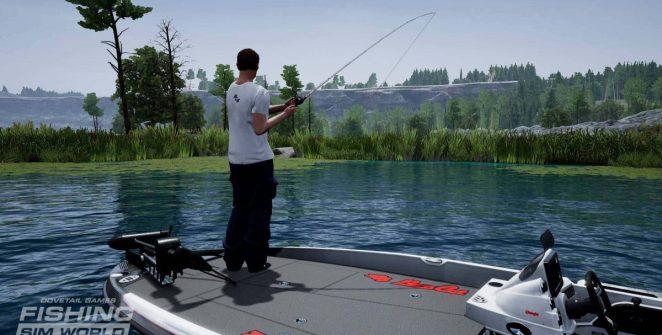 Fishing Sim World Pre-Order Title