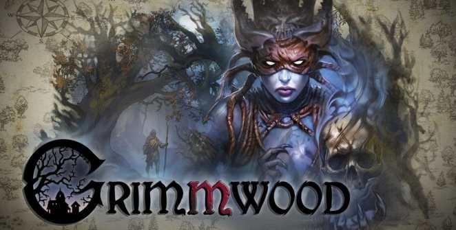 Grimmwood Survival RPG Title