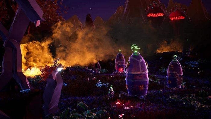 Planet Alpha Adventure Game ss1