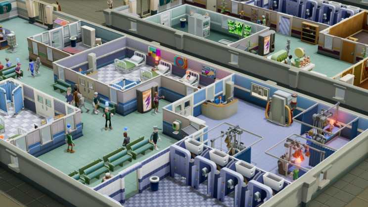 Two Point Hospital ss2