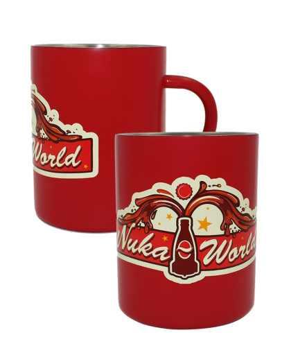 Official Fallout 76 Merchandise World Mug