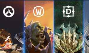 Blizzard Black Friday 2018 Title