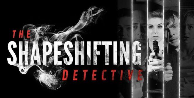 Shapeshifting Detective Title