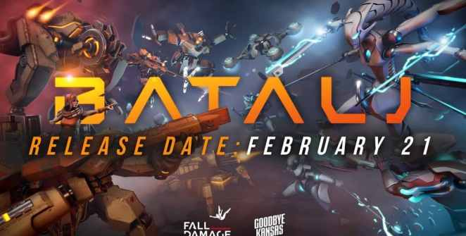BATALJ Online Action Strategy Game Title