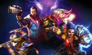 Breach Multiplayer Dungeon Brawler Title