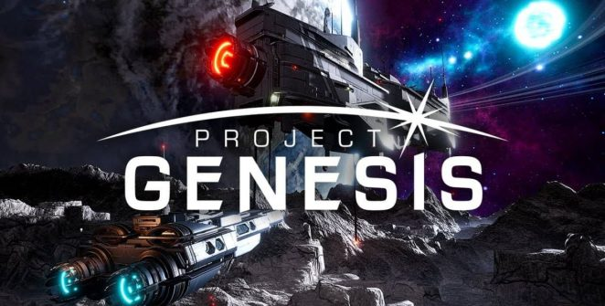 Project Genesis Closed Playtest Title
