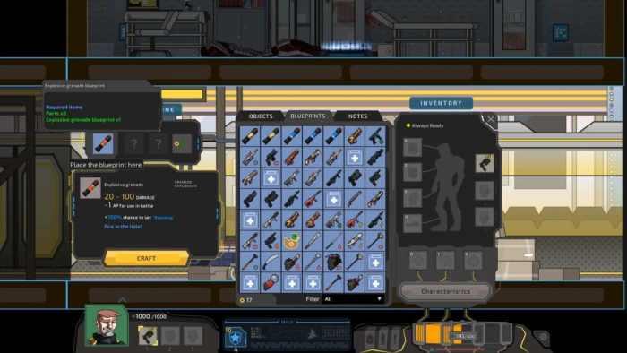 Hazardous Space Game ss1