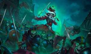 Undead Horde Action RPG Title