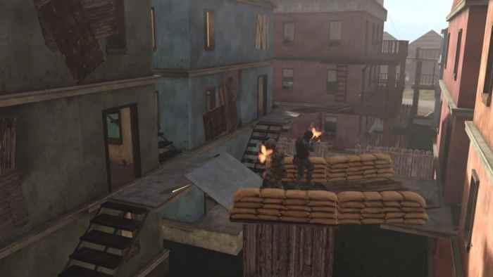 Virtual Battlegrounds VR Battle Royale ss1