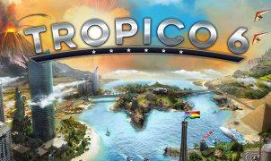 Tropico 6 Open Beta Title
