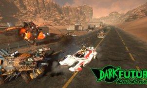 Dark Future: Blood Red States Title
