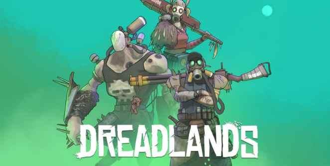 Dreadlands Turn-Based Skirmish Game Title