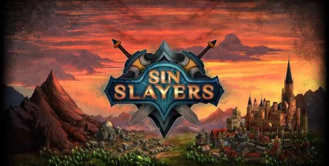 Sin Slayers RPG Title