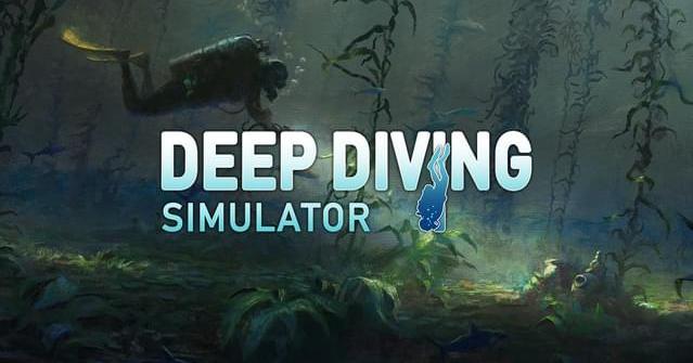 Deep Diving Simulator Game Title