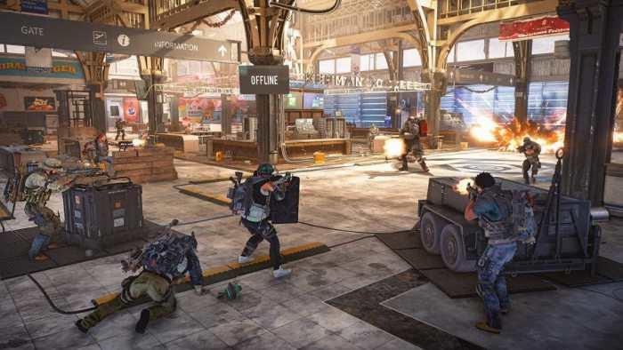 Division 2 Eight Player Raid ss2