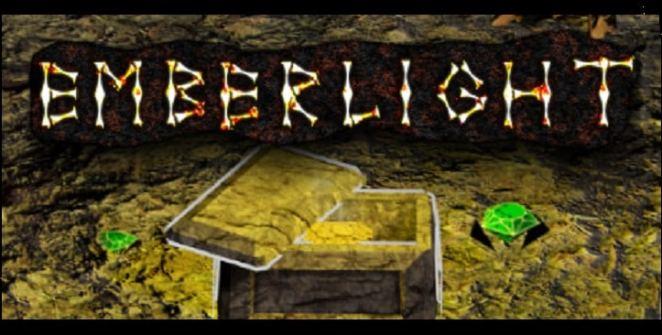 Emberlight Dungeon Crawler Title