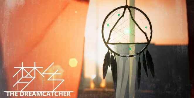 Dreamcatcher Adventure Game Title