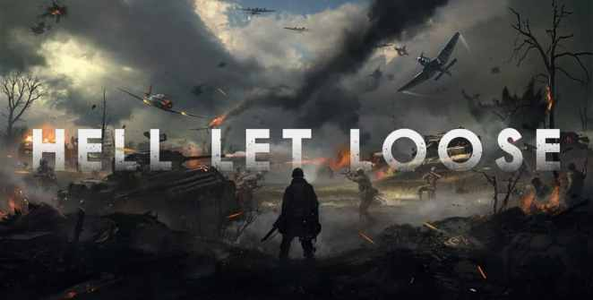 Hell Let Loose WWII Shooter Title