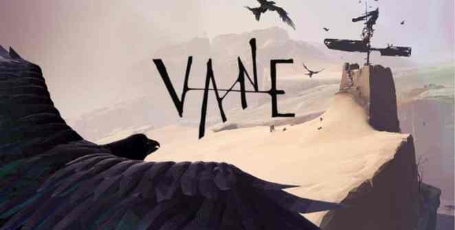 Vane Exploratory Adventure Title
