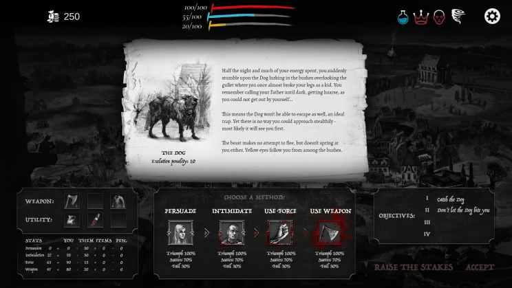 Executioner Dark RPG ss1
