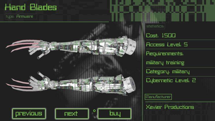 Cyborg Mechanic ss1