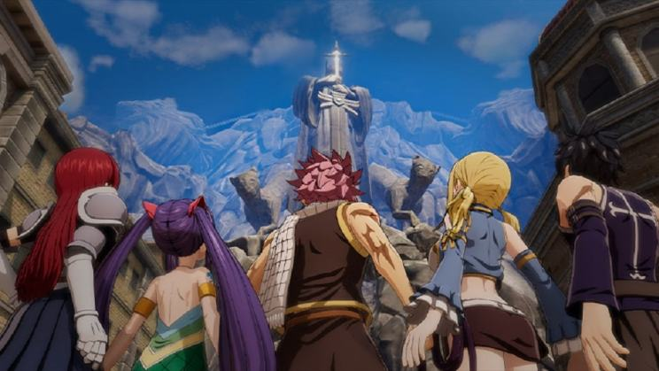 Fairy Tail JRPG Release ss1