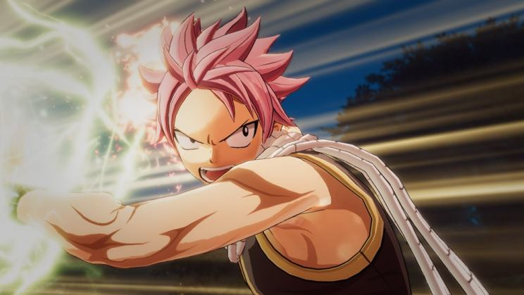 Fairy Tail JRPG Release ss2
