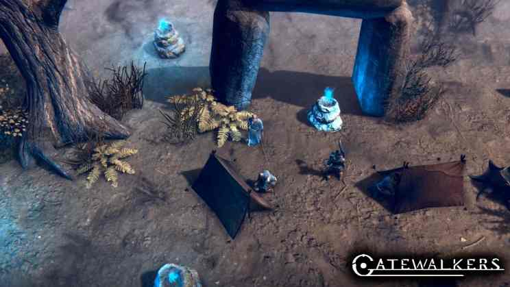 Gatewalkers Open Alpha ss1
