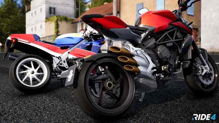 RIDE 4 Motorcycle Racing ss3