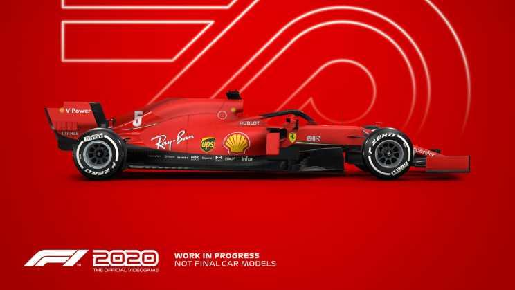 F1 2020 Gameplay Trailer ss1