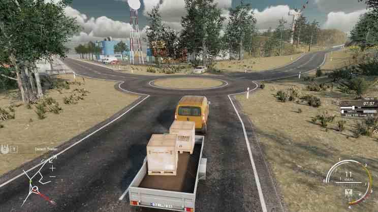 Truck & Logistics Simulator Review Glitch