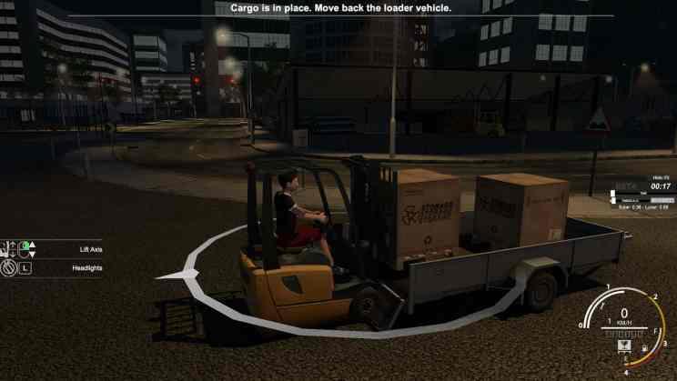 Truck & Logistics Simulator Review Loading