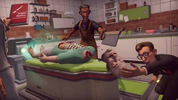 Surgeon Simulator 2 Release ss1
