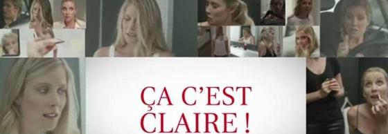 Clarins s'associe avec Pure trend – Ça c'est Claire !