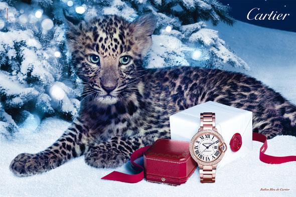 Une Odyssée spéciale noël pour Cartier – Cartier Winter Tale