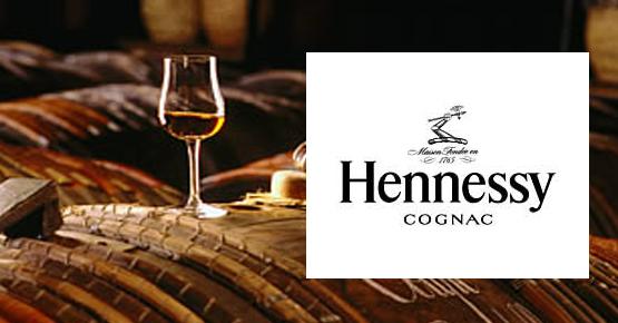 Nouveau site internet pour la marque Hennessy