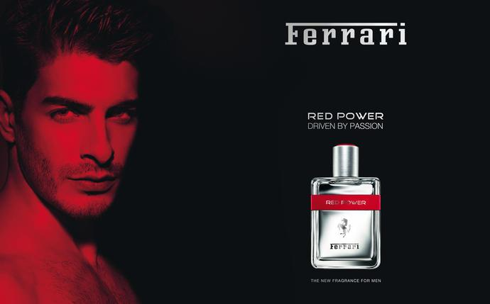 Le parfum Ferrari se lance avec Change – Making of