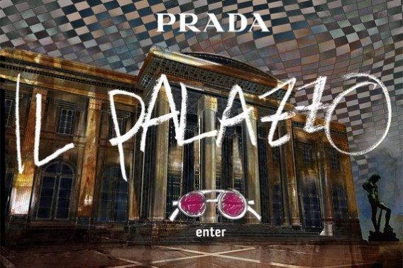 Découverte virtuel du palais PRADA