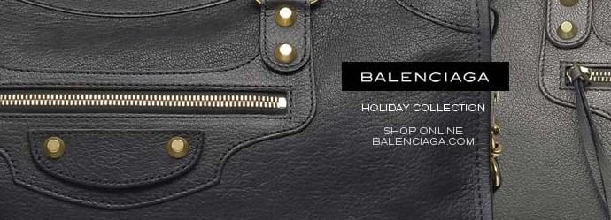 Nouvelle campagne Balenciaga