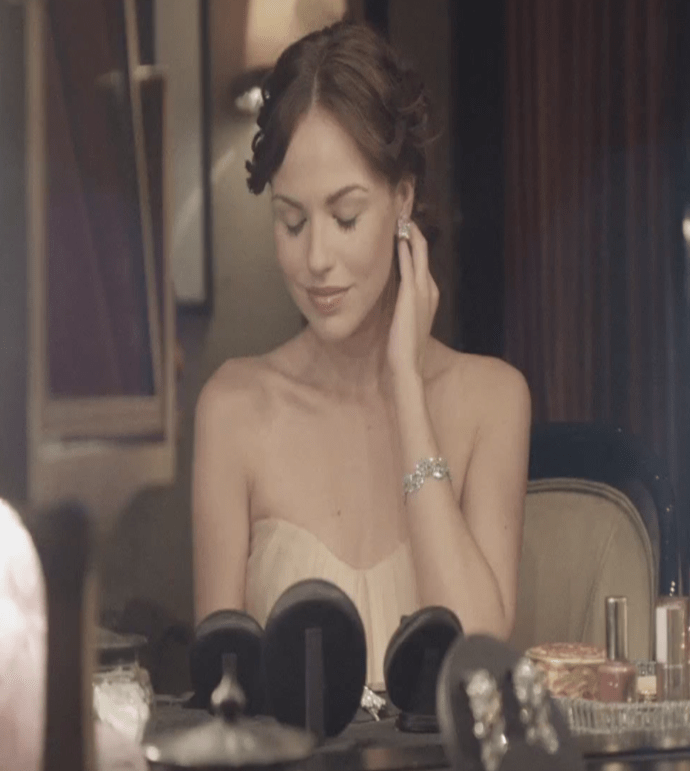 Nouveau film Harry Winston – Romancing the stone