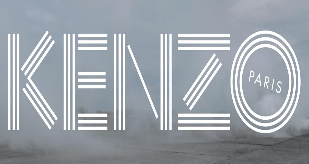 Nouveau film signé Kenzo – Cloudbusting