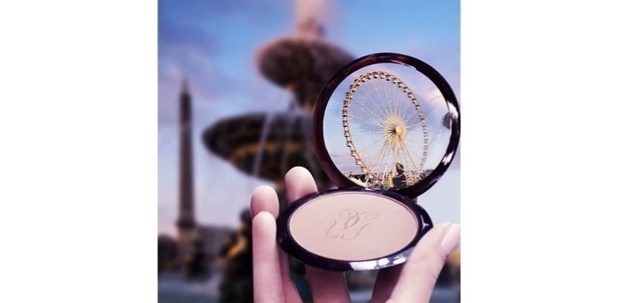 Les marques de luxe comme Guerlain, prescriptrice dans la mise en place d'images sponsorisées sur Instagram