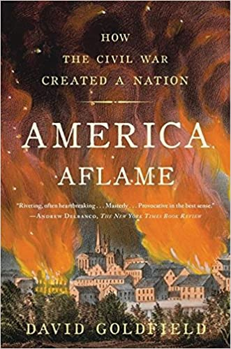 America Aflame book cover