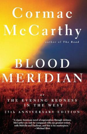 Blood Meridian book cover