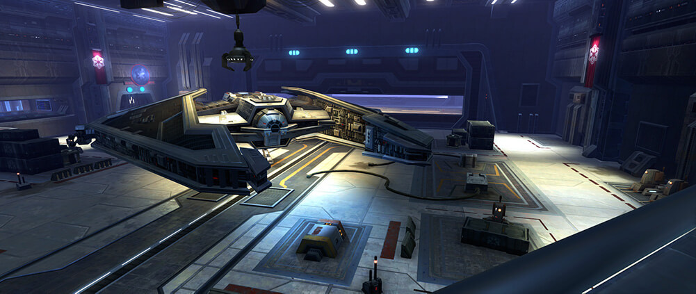 A Return to Star Wars: The Old Republic, Nearly Ten Years Later