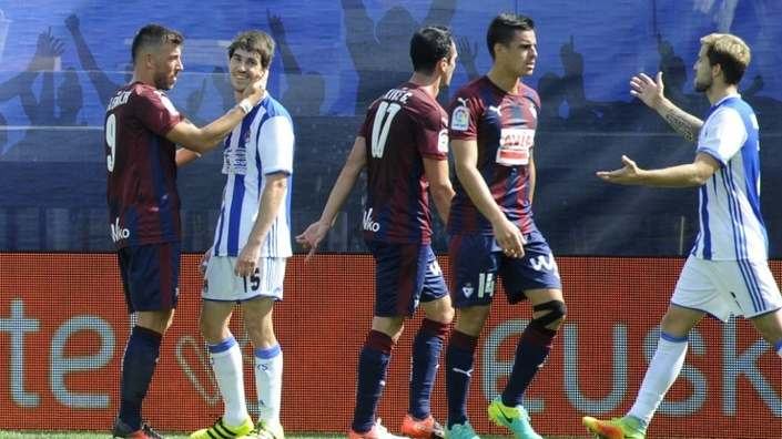 Prediksi Bola Eibar vs Real Sociedad 1 September 2018