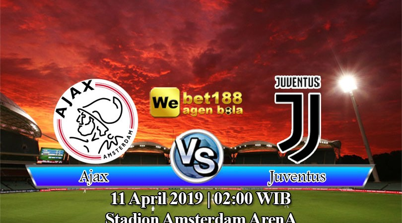 Prediksi Bola Ajax vs Juventus 11 April 2019